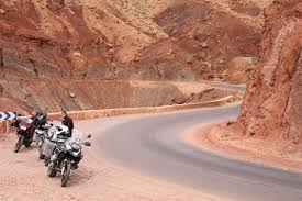 Motorcycle transport to Malaga / Morocco